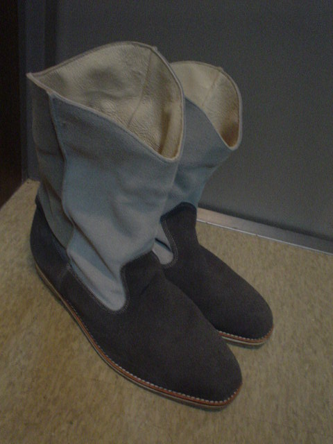 Random(ランダム)のブーツ