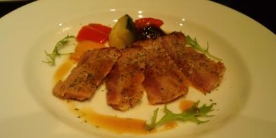 肉料理2。