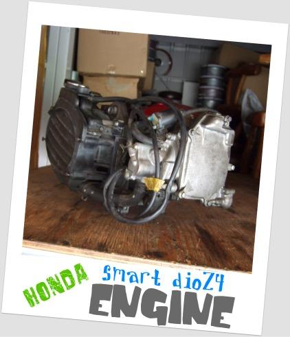 Z4エンジン。
