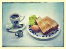 レトロ喫茶店