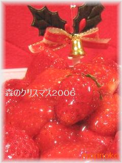 森のクリスマス2006