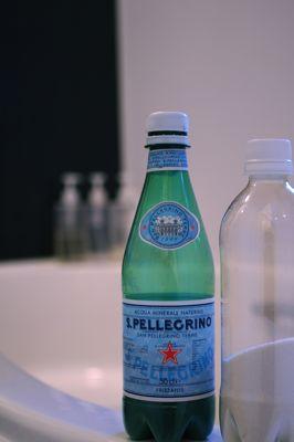 ペットボトルに入浴剤