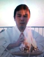 元三の齋火之神事