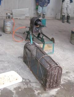 ポン菓子 製造機