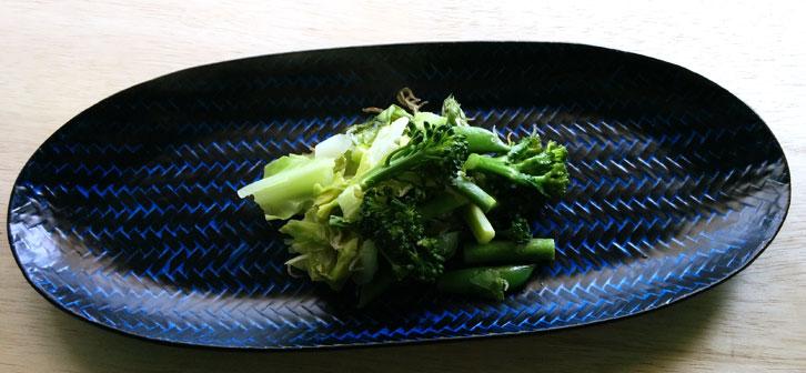 蒸し野菜1
