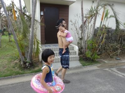 石垣島だ!