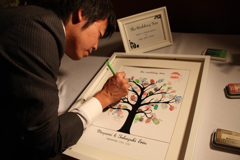 Wedding Tree 02