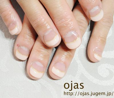 深爪・噛み爪、二枚爪の改善は京都ネイルサロンojas(オージャス)へ