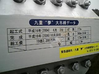 日本一の大吊橋3