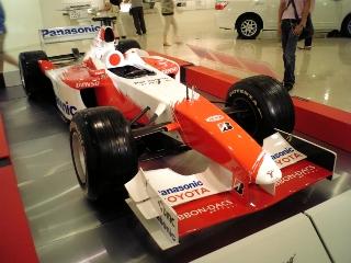 トヨタF1