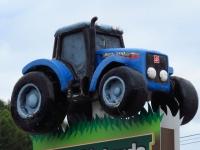 トラクター1