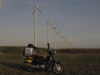 サロベツ風車