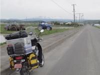 東神楽農道