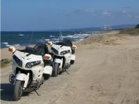 GL1800 海岸沿い