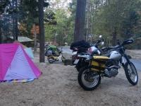 南木曽キャンプ