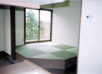 琉球畳/施工例