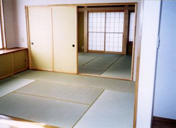 縁つき畳/施工例