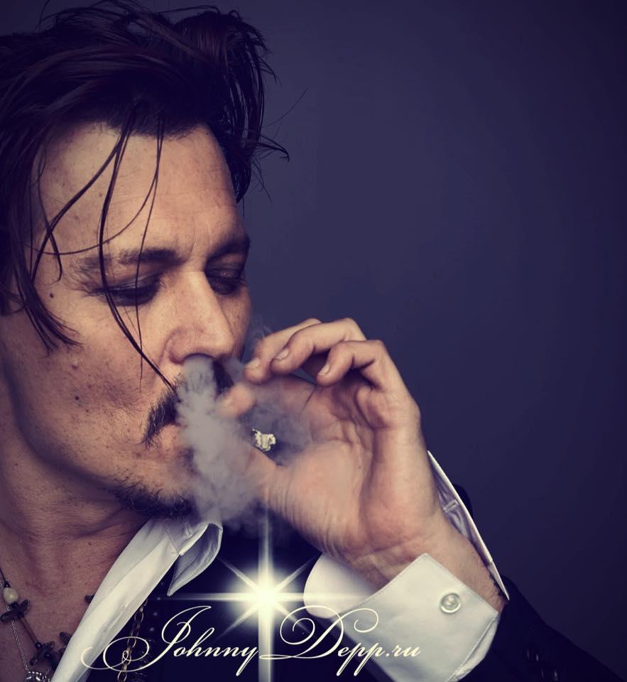 Johnny, la nouvelle égérie du parfum Dior 20141225_1286430