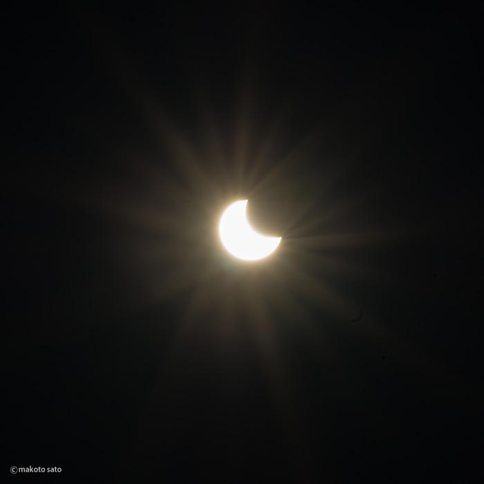 金環日食(2012.05.21 / 07:05:27)