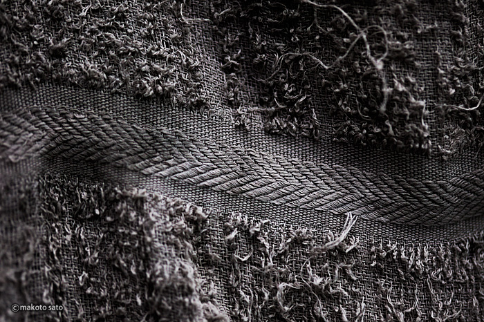 朽ちゆく繊維