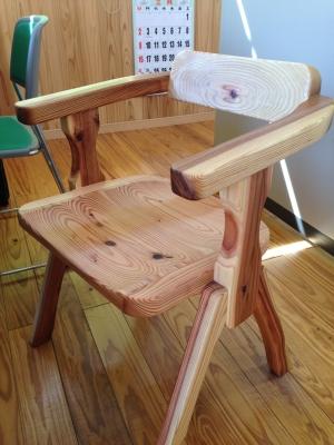 肘掛け椅子(薄井様)
