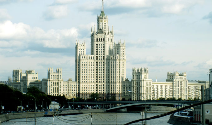 モスクワ市街