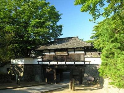 2009_09_10小諸城址-三の門