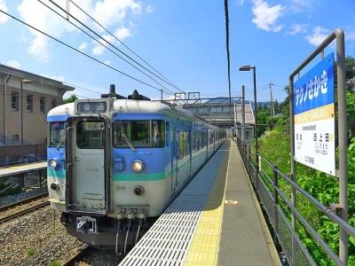 2013_07_11しなの鉄道テクノさかき駅