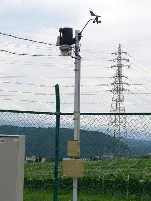 2013_07_15気象観測ネットワーク小諸「マンズワイン小諸ワイナリー」