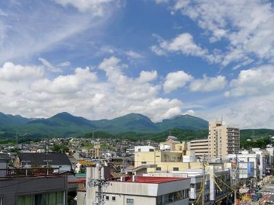 2013_07_23相生町から浅間山
