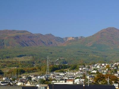 2013_10_28相生町から高峰山