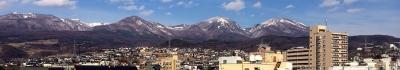 2014_01_11相生町から浅間山