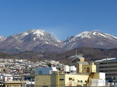 2015_01_18相生町から浅間山