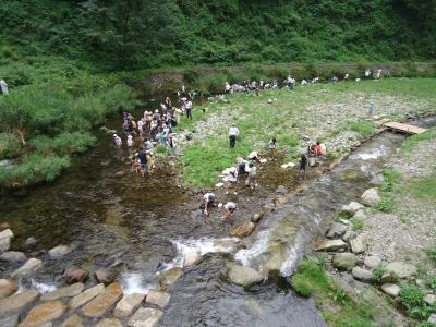 新平ケ原川