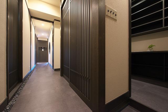 リノベ後の玄関