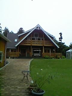 神谷森ログハウス