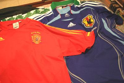 日本VSスペイン