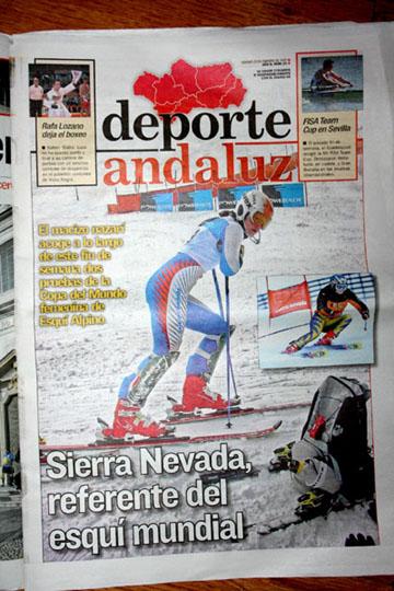 スキー滑降ヨーロッパ選手権