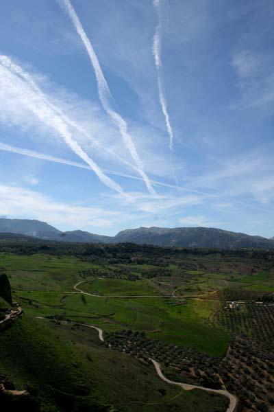 飛行機雲's