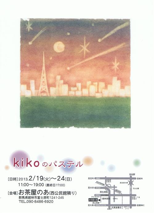 kikoのパステル