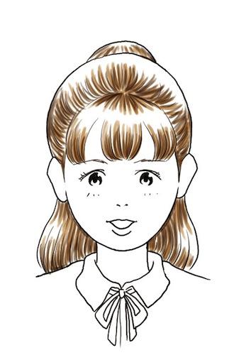 似顔絵の描き方