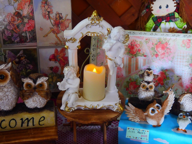 天使とローソク.JPG