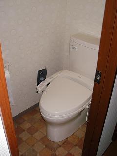 ウィンズラジャ舞浜ユーラシア・トイレ