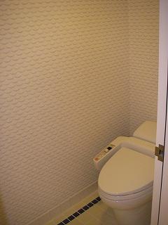 アンバサダーホテル・スーペリア・トイレ