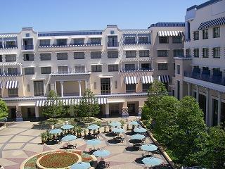アンバサダーホテル・スーペリア・窓からの眺望