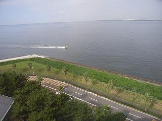 ヒルトン東京ベイ・エグゼクティブルーム・眺望