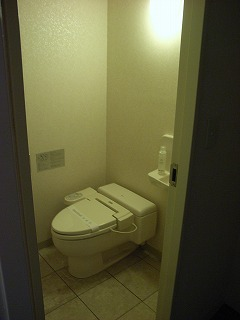 東京ベイホテル東急・デラックスツイン・トイレ