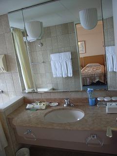 東京ベイホテル東急・デラックスツイン・洗面台