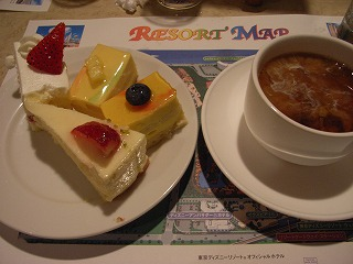 東京ベイホテル東急・ディナー3