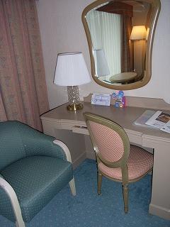 東京ベイホテル東急・デラックスツイン・ドレッサー